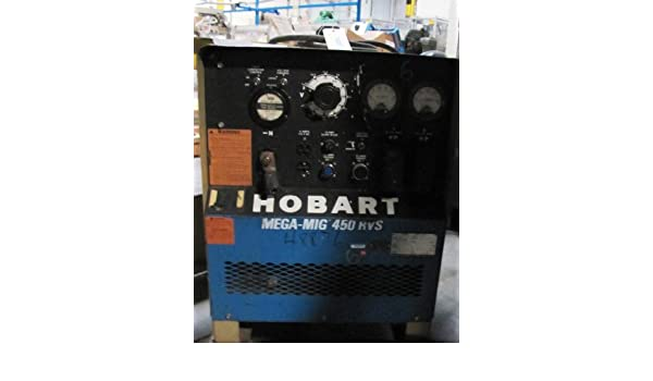 Hobart RC-450 RVS Mega MIG Welder T4291: Amazon.com: Industrial & Scientific