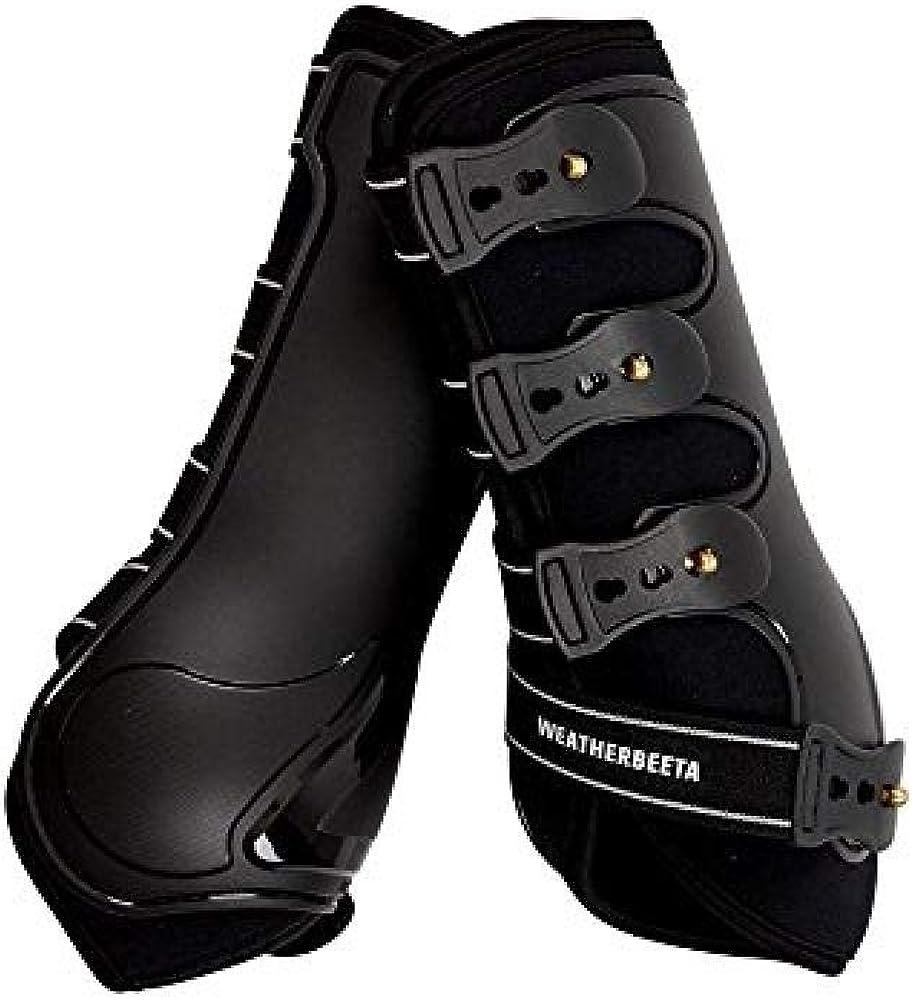 Weatherbeeta - Protectores rígidos de doma para caballos