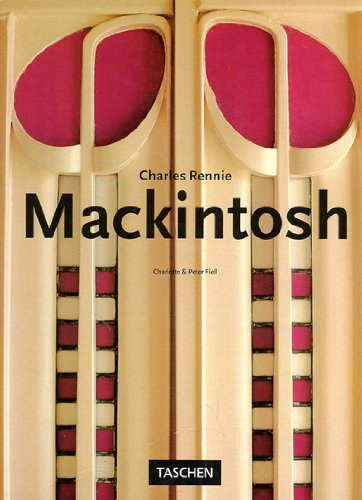 - Charles Rennie Mackintosh: (1868-1928) (Big Series) (English, French, and German)