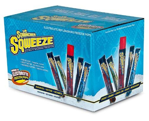 sqwincher freezer pops - 5