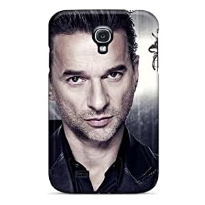 EricHowe Samsung Galaxy S4 Excellent Hard Phone Case Allow Personal Design Stylish Depeche Mode Band Series [VnE8330EEsi]