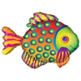 "Tropical Fish 33"" Giant Foil Balloon"