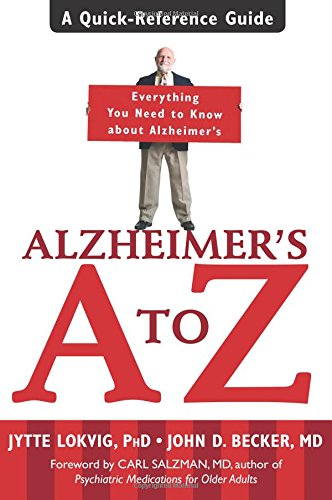 Read Online Alzheimer's A to Z: A Quick-Reference Guide ebook