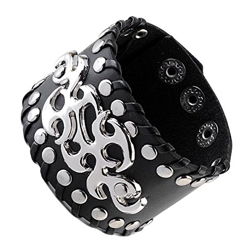 JOVIVI%C2%AE Genuine Bracelet Adjustable Wristband