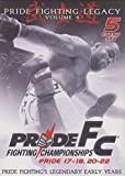 Pride Fighting Championships: Pride Fighting Legacy, Vol. 4 [Import]