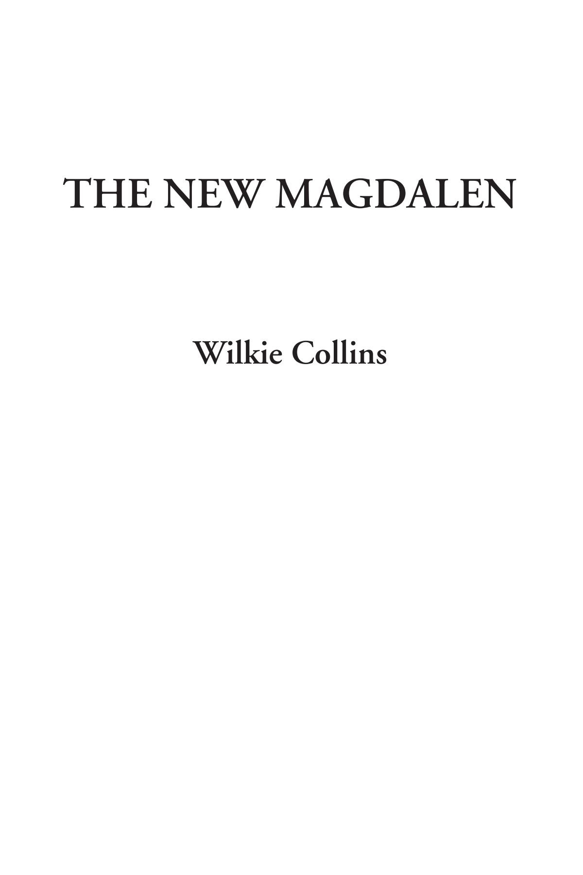 Download The New Magdalen pdf