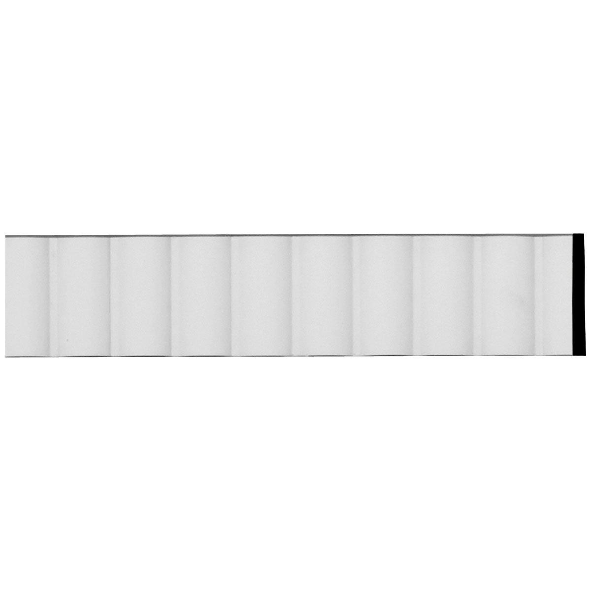 1 3/4''H x 3/8''P x 94 1/2''L Lyon Panel Moulding