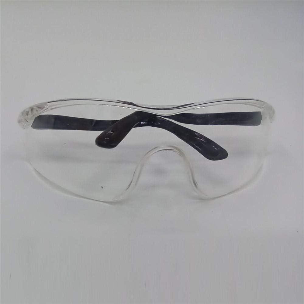 Protección a prueba de polvo Máscara de ojos Prevención de salpicaduras anti-salpicaduras Gafas de seguridad Ocular transparente Gafas protectoras