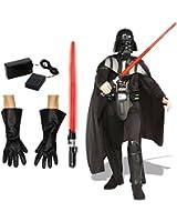 Darth Vader Mens Adult Costume Kit