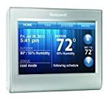 Honeywell RTH9580WF Smart Wi-Fi 7 Day Programmable Color Touch...
