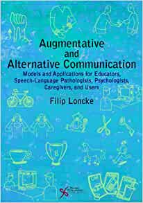 Augmentative and alternative communication book