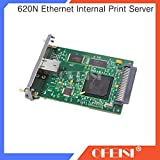 Yoton 95% new Original Yoton 620N J7934A J7964G Ethernet Internal Print Server Network Card for laserjet DesignJet Plotter printer