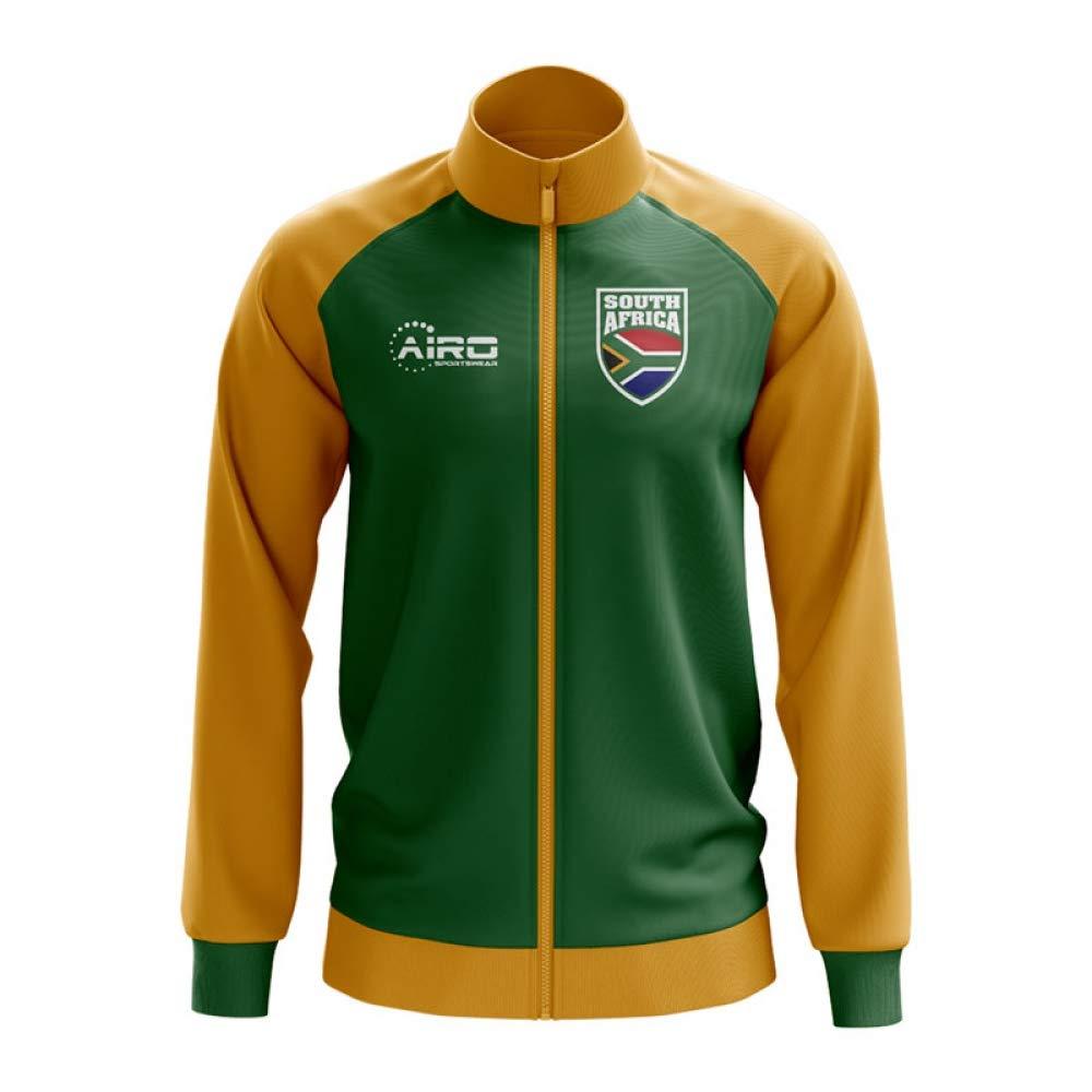 Airo Sportswear South Africa Concept Football Track Jacket (Grün)
