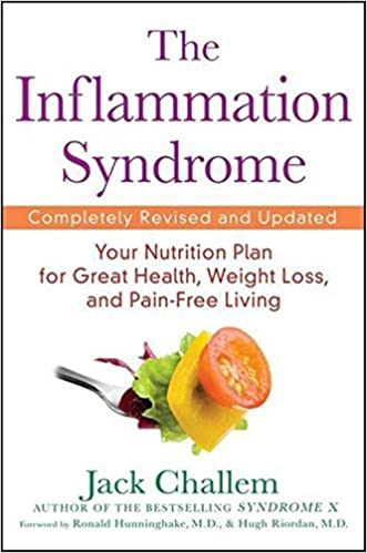 Book The Inflammation Syndrome: Your Nutrition Plan for Great Health, Weight Loss, and Pain-Free Living by Jack Challem (2010-02-01)
