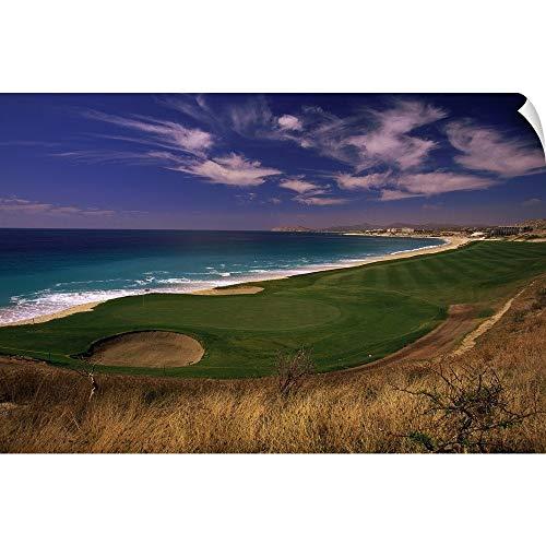 CANVAS ON DEMAND El Dorado Golf Course, Cabo San Lucas, Mexico Wall Peel Art Print, - Golf Cabo
