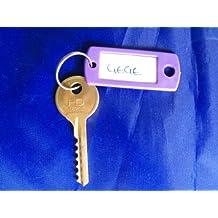 GeGe Bump Key 6 Pin by Keys-Cut.com