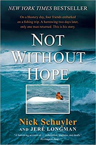 Image result for not without hope nick schuyler
