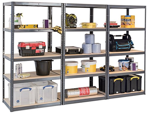 Best Uk Garage Shelving Updated April 2019
