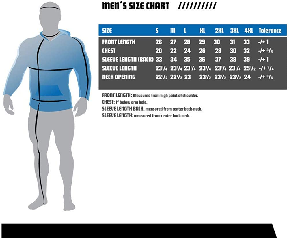 Elite Fan Shop NCAA Mens Apparel Plus Size Hooded Sweatshirt Charcoal
