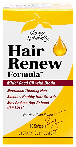 Terry Naturally Hair Renew Formula – 60 Softgels