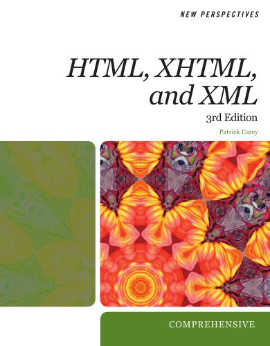 Download New Perspectives on Creating Web Pages with HTML, XHTML, and XML (New Perspectives Series: Web Design) Pdf
