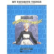 My Favorite Things (from The Sound of Music)