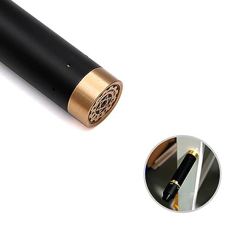 Geekvape Tsunami RDA Kit Mech, E Cigarrillo Mecánico Mod Starter Kit Con RDA Tanque Drip Tip Atomizador, No E Líquido, Libre De Nicotina (latón): Amazon.es: ...