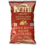 Kettle Chips Maple Bacon Chips, 220 Gram