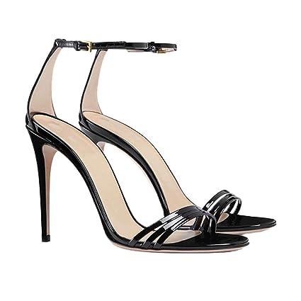 77896b523b19 Amazon.com  Genepeg Womens Sandals Summer Gladiator Shoes High ...