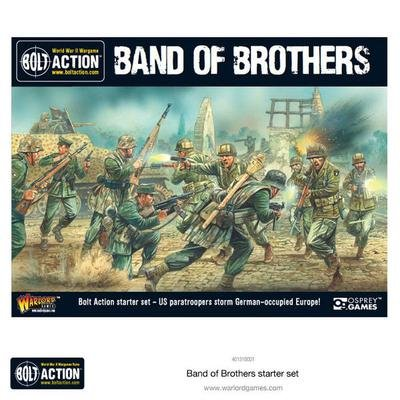 Bolt Action Band of Brothers WWII Wargames Starter Set