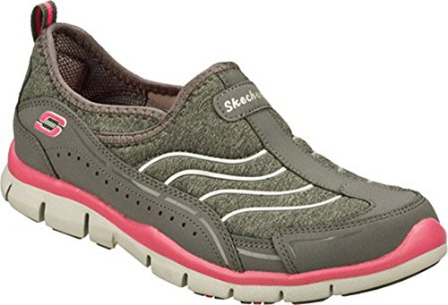 Donna Gratis Staycation pink Gray Skechers q8EzwdxEH