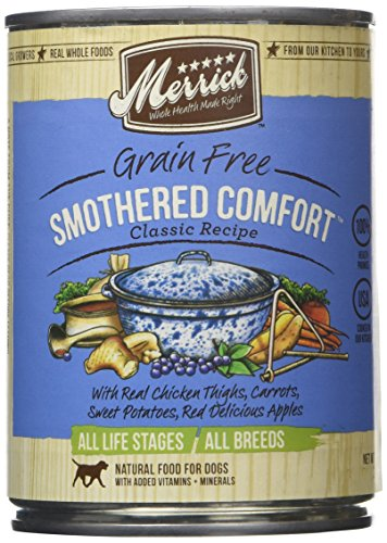 Merrick Smothered Comfort Classic Recipe product image