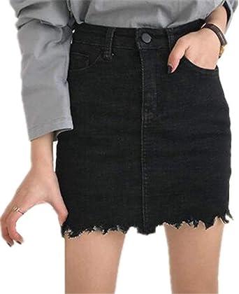 Faldas Mujer Casual Moda Verano De Falda Falda Mujer Cintura ...
