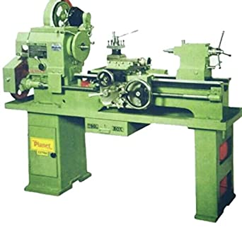 Planet Lathe Machine -Bed, 240 mm (91/2 Inch): Amazon in