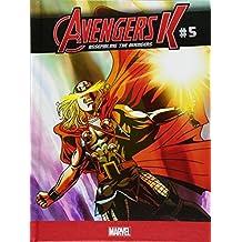 Avengers K Assembling the Avengers 5