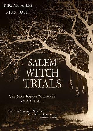 Amazon Com Salem Witch Trials Featuring Kirstie Alley Kirstie