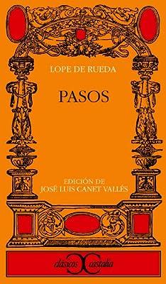 Pasos . (CLASICOS CASTALIA. C/C.): Amazon.es: Canet Vallés, Jose ...