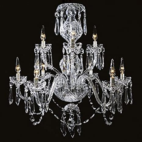 Waterford Crystal Cranmore Chandelier Arm Amazoncom - Waterford chandelier replacement crystals