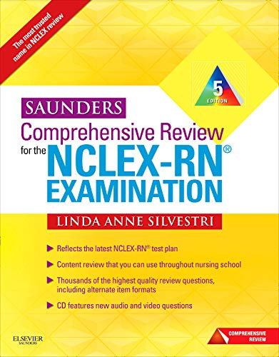 Saunders Comprehensive Review for the NCLEX-RN Examination, 5th Edition