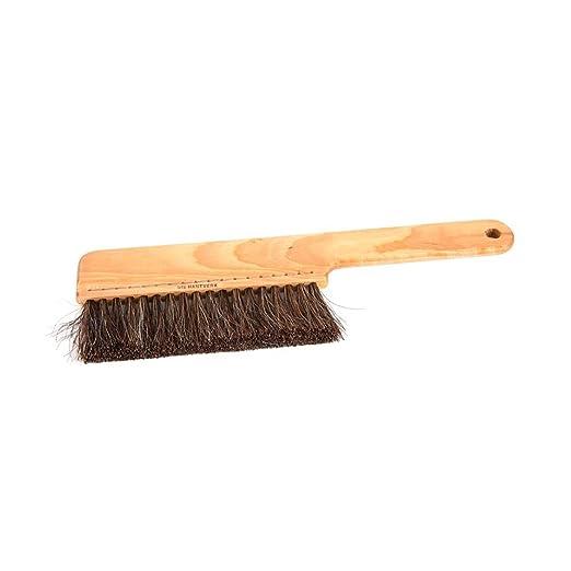 Iris Hantverk - Cepillo para quitar el polvo de mesa: Amazon.es: Hogar