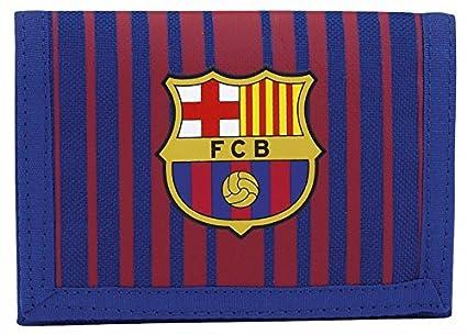 Safta Cartera Billetera Oficial FC Barcelona 17/18 125x95mm
