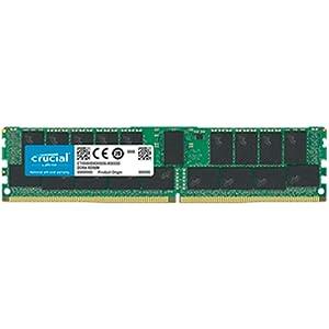 memoria ram de 32gb de crucial para servidores