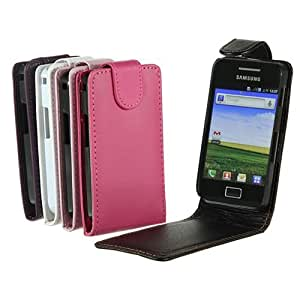 Synthetic PU Flip Leather Case Cover For Samsung Galaxy Ace S5830