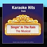 Karaoke Hits from - Singin' In The Rain - The Musical by Ameritz Music Limited
