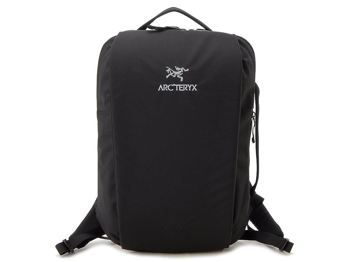 ARCTERYX アークテリクス Blade 6 Backpack ブレード 6 バックパック/リュック リュックサック バッグ メンズ レディース 6L 16180  ブラック B014VQGCCS