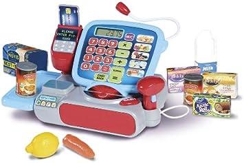 Casdon - Caja registradora de Juguete: Amazon.es: Juguetes y juegos