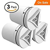 Waterdrop FM-15RA Faucet Water Filter Replacement for Culligan FM-15RA Filteration System, White Finish (3 Pack)