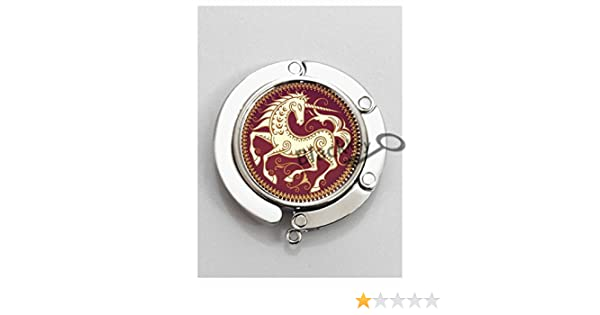 Superb Amazon Com Blackkey Animal Horse Metal Folding Table Hook Download Free Architecture Designs Scobabritishbridgeorg