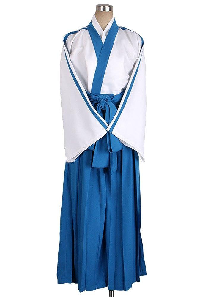Amazoncom Gintama Shinpachi Shimura Cosplay Costume Custom Made