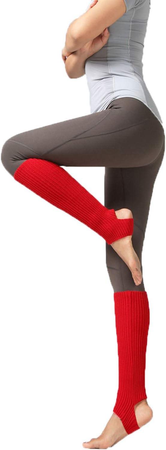 Alygado Long Leg Warmer Ballet Yoga Dance Sports Socks for Women Girls
